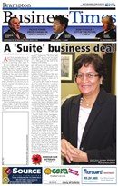 Brampton Business Times November 2011