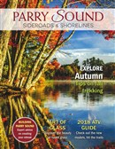 Parry Sound Sideroads and Shorelines SEPTEMBER 2017