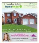 Cambridge Homefinder May 11