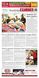 Bracebridge Examiner - dec 19 2012