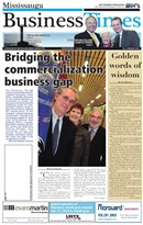 Mississauga Business Times Jan 2012