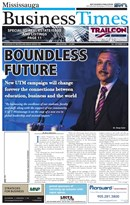 Mississauga Business Times October 2012