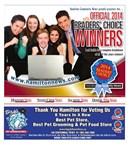 HCN Readers Choice Winners 2014