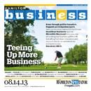 Hamilton Business August 2013
