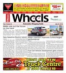 Wheels East July 23 2015