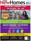 Mississauga New Homes December 13