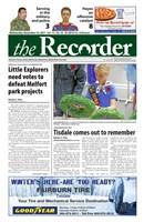 Tisdale Recorder 2017/11/15