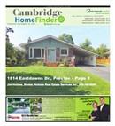 Cambridge Homefinders September 28