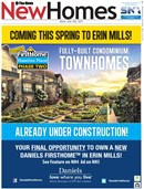 Mississauga New Homes March 14
