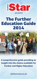 Further Education Guide 2014