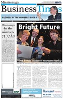 Mississauga Business Times March 2012