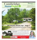Cambridge Homefinder September 7