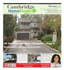 Cambridge Homefinders October 5
