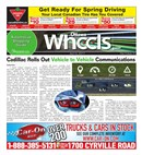 Wheels East April 6 2017