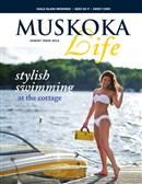 Muskoka Life August 2013
