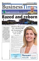 Brampton Business Times August 2011