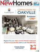 Mississauga New Homes February 7