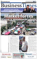 Brampton Business Times August 2012