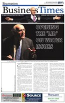 Brampton Business Times Nov 2012
