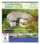 Cambridge Homefinder May 25