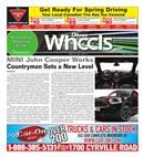 Wheels East March 30 2017