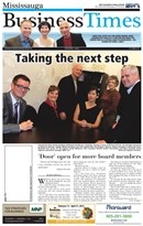 Mississauga Business Times March 2013