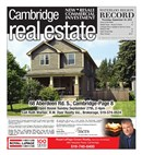 Cambridge Homes September 24