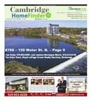 Cambridge Homes December 7