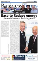 Brampton Business Times July 2012