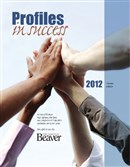 Profiles In Success 2012