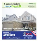 Cambridge Homefinder March 16