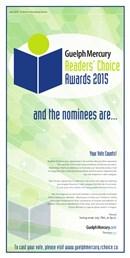 Readers Nominees 2015