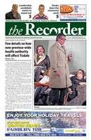 Tisdale Recorder 2017/11/29