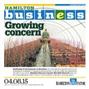 Hamilton Business April 2015