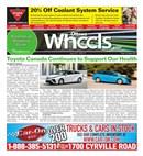 Wheels East July 27 2017