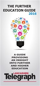 Further Education Guide 2016