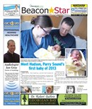 Parry Sound Beacon Star January 4 2013
