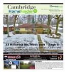 Cambridge Homefinder Jan 25