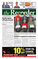 Tisdale Recorder 2017/12/13