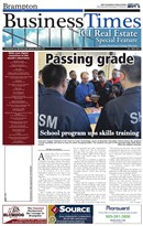 Brampton Business Times May 2013