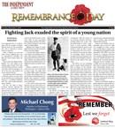 Remembrance Day Nov 3