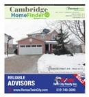Cambridge Homefinder February 16