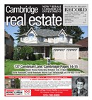 Cambridge Homes October 1
