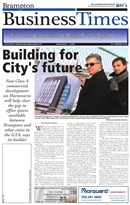 Brampton Business Times February 2012