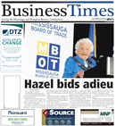 Business Times October 2014