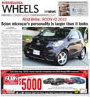 Mississauga Wheels August 13
