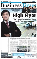 Mississauga Business Times August 2012