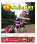 Muskoka Sun Aug 26 2011