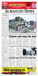 Almaguin News January 24 2013