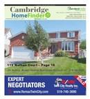 Cambridge Homefinder August 3